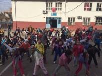 KıZıLKAYA - Adıyaman'da Tüm Öğrenciler Derse Spor Yaparak Başladı