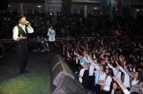ÜLKÜ OCAKLARı - Ahmet Şafak Mersin'de Ülkücüleri Coşturdu