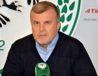 BİR AYRILIK - Ahmet Şan'dan 'Aykut Kocaman' açıklaması