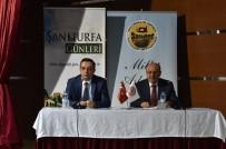 HARRAN ÜNIVERSITESI - Ankara'daki Şanlıurfa Tanıtım Günleri Öncesi Toplantı Yapıldı