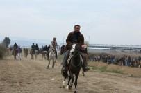 MESUT ÖZAKCAN - Atlar Kocagür'de Çanakkale Şehitleri İçin Koştu