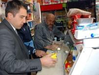 AYIPLI MAL - Aydın'da Piyasa Gözetim Ve Denetimleri Devam Ediyor