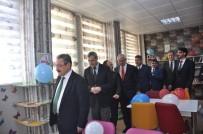 ERCIYES ÜNIVERSITESI - Bağışlarla Oluşturulan Kütüphane Hizmete Açıldı