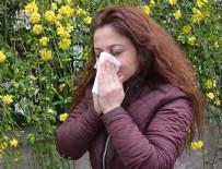 BURUN TIKANIKLIĞI - Bahar yorgunluğunun nedeni alerji