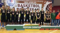 Banvit Altyapısı Sezona Türkiye İkinciliği İle Başladı