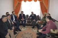 CEVHER DUDAYEV - Başbakan Yıldırım Nevşehirli Engelliye Akülü Sandalye Hediye Etti