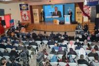 BÜYÜKŞEHİR YASASI - Başkan Akyürek Açıklaması 'Güçlü Türkiye İçin Şimdi Çok Çalışma Zamanı'