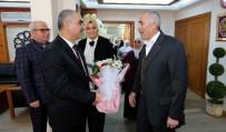 NECİP FAZIL KISAKÜREK - Başkan Aydın Açıklaması'yaşlılarımıza Can Yoldaşı Olmaya Çalışıyoruz'
