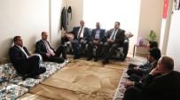 PIYADE - Başkan Demirkol Şehit Ailelerini Ziyaret Etti