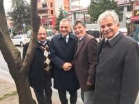 İBRAHIM SAĞıROĞLU - Başkan Sağıroğlu, Referandum Çalışmalarına Devam Ediyor