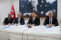BELEDIYE İŞ - Başkan Uysal 'Bölgede İşçilere En İyi Zammı Biz Verdik'