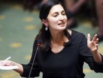 BAŞÖRTÜSÜ - Başörtüsü yasağını savunan Türk