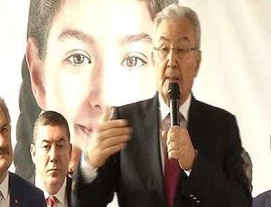 Baykal Zonguldak'ta konuştu
