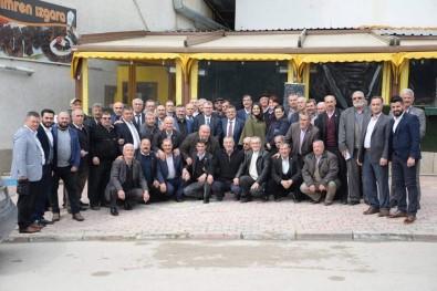 Belediye Başkanı Selim Yağcı, Muhtarlarla Bir Araya Geldi