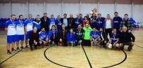 BEYLIKDÜZÜ BELEDIYESI - Beylikdüzü Birinci Futsal Turnuvası'nda Final Yapıldı