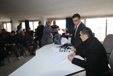Beyşehir Belediyesinde Çalışacak İşçiler Kurayla Belirlendi