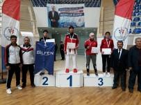 MİLLİ SPORCU - Bilfen'den 2 Branşta, 4 Madalya