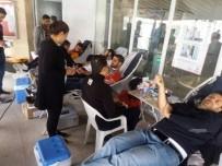 KAN BAĞıŞı - Birecik MYO'dan Kan Bağışı Kampanyası