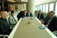 İMAM HATİP LİSESİ - Bitlis'te 'Sanat Merkezi' Protokolü