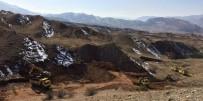 PAŞALı - Büyükşehir Bir Ayda 2 Gölet Yaptı