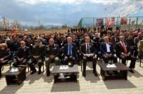 KIBRIS BARIŞ HAREKATI - Çanakkale Şehitleri Anma Töreninde Hüzünlü Anlar