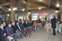 AHMET NECDET SEZER - Çavuşoğlu Açıklaması '16 Nisan Yeniden Diriliştir''
