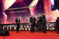 SERDİVAN BELEDİYESİ - Cephe Sakarya Belgeseline 15 Temmuz Ödülü