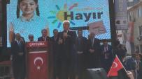 ANAYASA TASLAĞI - CHP Eski Genel Başkanı Deniz Baykal Zonguldak'ta