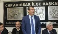 SELİN SAYEK BÖKE - CHP'li Özgür Özel Ve Selin Sayek Böke Akhisar'da Konuştu