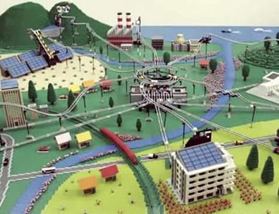 Çin, Fas'ta 10 milyar dolarlık akıllı kent kuruyor