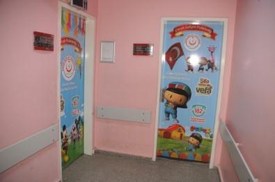 Cizre Devlet Hastanesinde Çocuklara Özel Yenilik