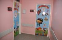 ÇİZGİ FİLM - Cizre Devlet Hastanesinde Çocuklara Özel Yenilik