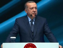 HALIÇ KONGRE MERKEZI - Cumhurbaşkanı Erdoğan: Bazılarının jübile zamanı gelmiştir