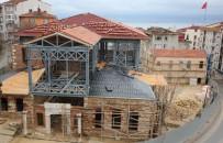 OKUL BİNASI - Darıca'da Tarihi Yapılar Hayat Buluyor