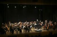 WOLFGANG AMADEUS MOZART - Devlet Senfoni Orkestrası Çanakkale Zaferi'nin Ruhunu Yaşattı