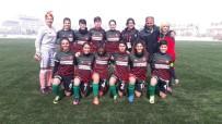 Diyarbekirspor'un Kadın Futbolcuları Gol Yağdırdı