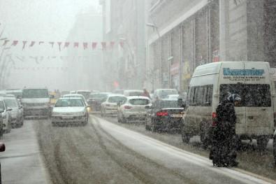 Doğu Anadolu Yeniden Kar Altında