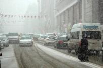 KAR TEMİZLEME - Doğu Anadolu Yeniden Kar Altında