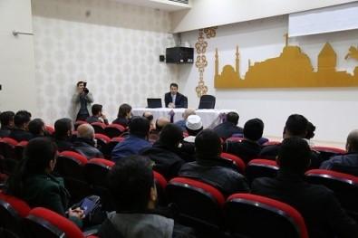 Elazığ'da 'Ev Süs Hayvanı Satıcıları Eğitimi'