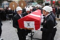 ÖMER FETHI GÜRER - Emekli Mülkiye Başmüfettişi Özer Öner İçin Cenaze Töreni Düzenlendi