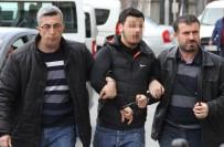 HIRSIZ - Evin Kapısını Kırıp Hırsızlık Yapan Şahıs Yakalandı