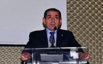 GALATASARAY BAŞKANı - Fikret Orman Ve Dursun Özbek Futbol Zirvesi'nde Konuştu
