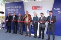 GÜNEYDOĞU ANADOLU - Gaziantep'te Katı Atık Transfer İstasyonu Törenle Açıldı
