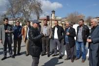 TALHA UĞURLUEL - Gaziantep'te Taksicilere Turizm Eğitimi