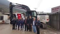HAFRİYAT KAMYONU - Gemlik Belediyesi Araç Filosunu Güçlendiriyor