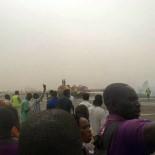 UÇAK KAZASI - Güney Sudan'da uçak düştü