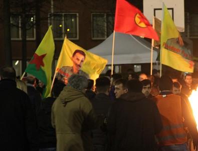 Hollanda'dan PKK'ya izin