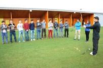 İŞİTME ENGELLİLER - İşitme Engelli İlk Milli Golfçüler, Büyükşehir Golf Kulübü'nde Yetişiyor
