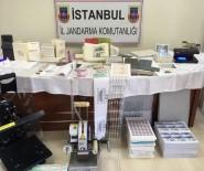 BANDROL - İstanbul Emniyeti'nden Sahtekarlara Büyük Darbe