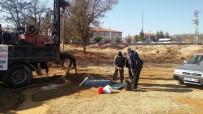HEKİMHAN - Jeolojik Etüt Çalışmaları Mahallelerde Devam Ediyor